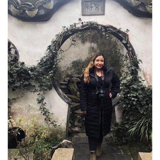 Jazmín in China