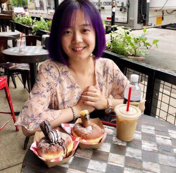 Bridget Wang laoshi